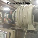 Trane CVHE500